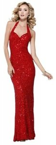 Scala Sequins Elegant New Dress