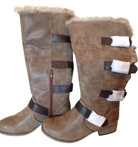 Mudd Taupe Boots