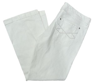 White House | Black Market Flare Leg Jeans-Light Wash