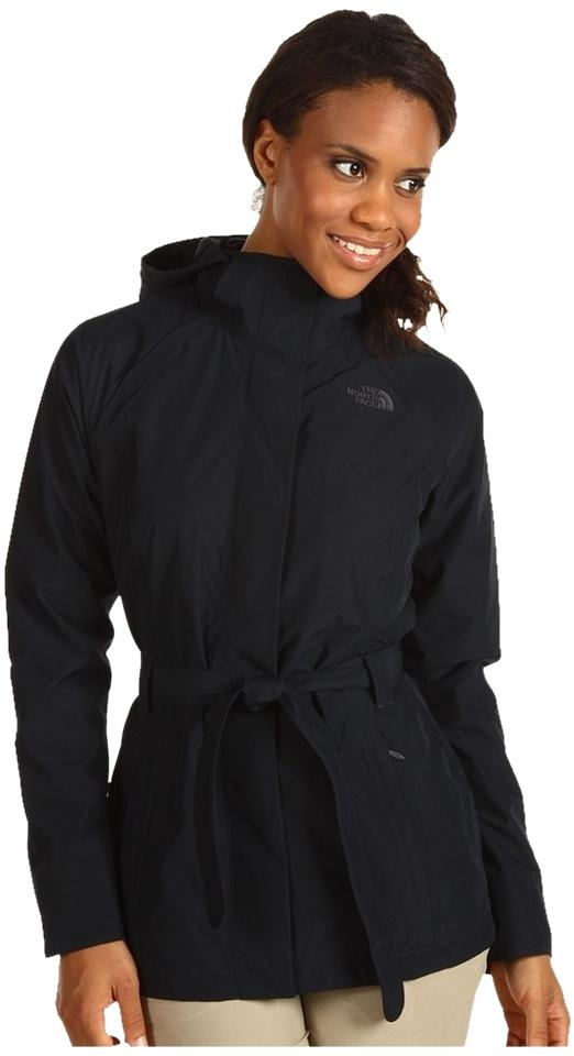 8bc24bd46 The North Face Black Women's K Waterproof/Windproof Jacket Size 8 (M) 23%  off retail