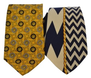 Authentic Gianni Versace And Versus Ties uthentic Gianni Versace And Versus Ties