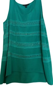 Rock & Republic Top Green