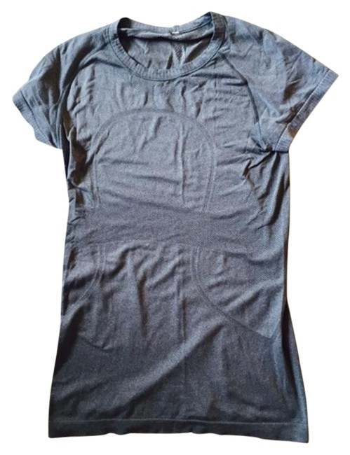Item - Grey Activewear Top Size OS (one size)