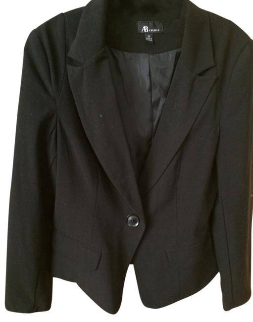 AB Studio Black Blazer