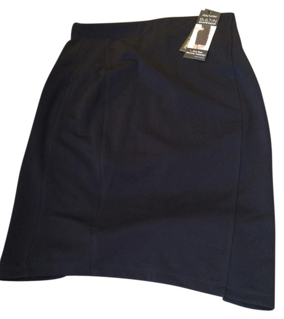 Daisy Fuentes Skirt black