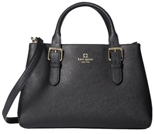 Kate Spade New York Cove Street Provence Satchel in Black