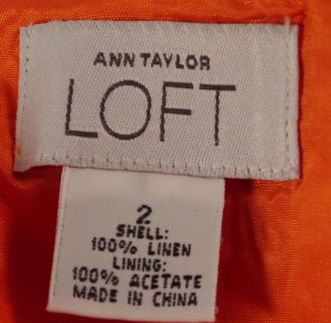 Ann Taylor short dress Light Orange on Tradesy