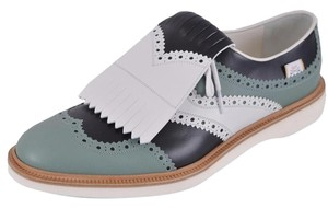 Gucci Men's Oxfords Multi-Color Flats