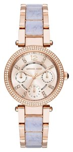 Michael Kors Mini Parker Ladies Multifunction Watch MK6327