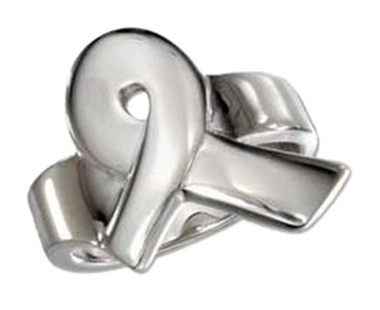unknown Sterling Silver Awareness Ribbon Ring