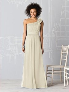 After Six Palomino Beige 6611 Dress