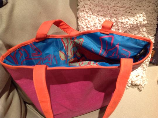 Other Multi color. Beach Bag