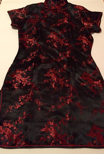 Other short dress Black And Red on Tradesy