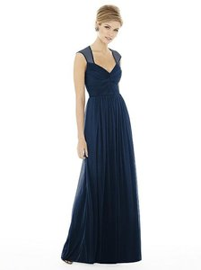 Alfred Sung Midnight Navy D705 Dress