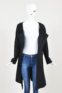 Derek Lam Cotton Black Jacket