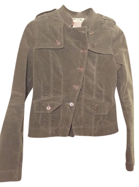 Preload https://item1.tradesy.com/images/miss-me-olive-green-blazer-size-4-s-1621875-0-0.jpg?width=400&height=650