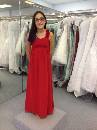 Alfred Angelo Cherry 7138l Dress