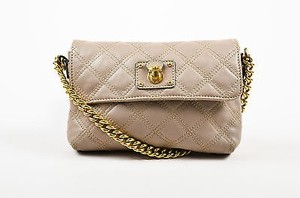 Marc Jacobs Quiled Cross Body Bag
