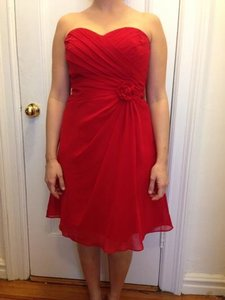 Alfred Angelo Cherry 7180s Dress