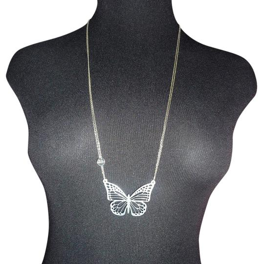 Preload https://item4.tradesy.com/images/silver-signed-sterling-handmade-laser-cut-butterfly-necklace-1621968-0-0.jpg?width=440&height=440