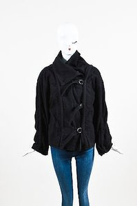 Burberry London Cotton Black Jacket