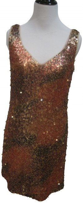 Preload https://img-static.tradesy.com/item/162218/phoebe-couture-gold-champagne-bronze-pink-multi-above-knee-cocktail-dress-size-2-xs-0-0-650-650.jpg
