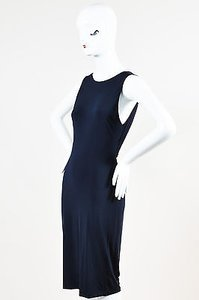 Calvin Klein Collection Navy Dress