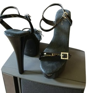 Ellie Shoes Black Formal