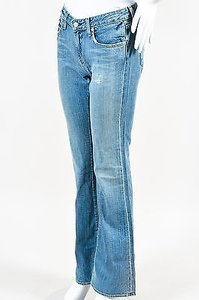 Paper Denim & Cloth Flare Leg Jeans