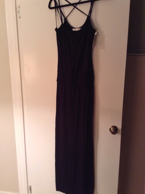Black Maxi Dress by Max Studio