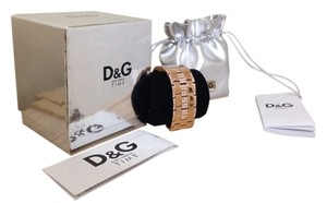 Dolce&Gabbana Dolce & Gabana Rose Gold Watch
