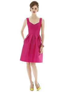 Alfred Sung Grenadine D658 Dress
