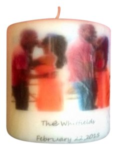 FGB Personalized Pillar Candles