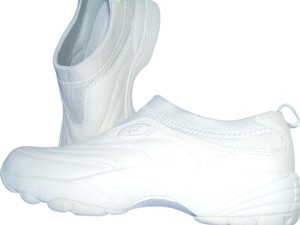 Propet White Athletic