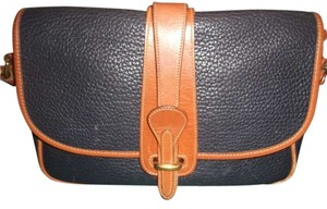 Dooney & Bourke Crossbody Vintage Leather Shoulder Bag