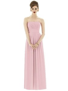 Alfred Sung Blossom Pink D651 Dress