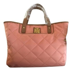 Tommy Hilfiger Tote in Dark peach