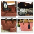 Tommy Hilfiger Tote in Dark peach Image 1