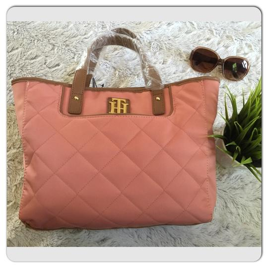 Tommy Hilfiger Tote in Dark peach Image 3