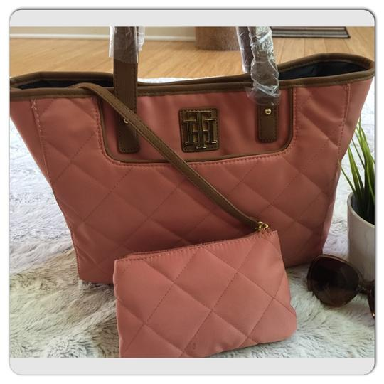 Tommy Hilfiger Tote in Dark peach Image 4