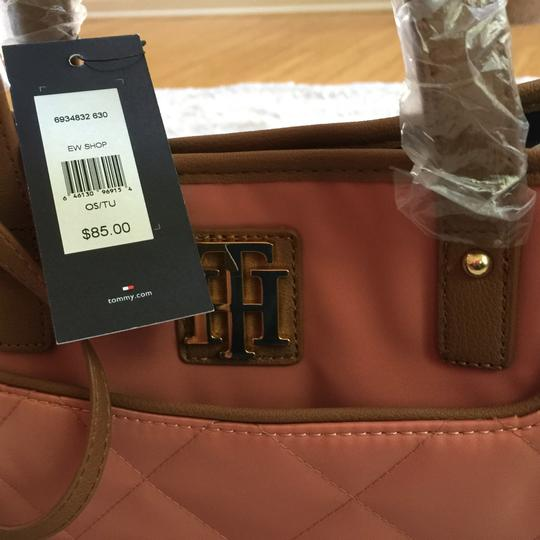 Tommy Hilfiger Tote in Dark peach Image 5