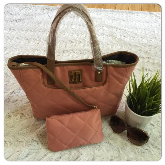 Tommy Hilfiger Tote in Dark peach Image 6