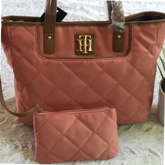 Tommy Hilfiger Tote in Dark peach Image 7