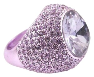 Juicy Couture Glam Rocks Gemstone Cocktail RIng