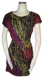 Diane von Furstenberg Dvf Silk Dress