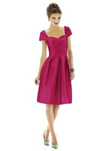 Alfred Sung Sangria D574 Dress
