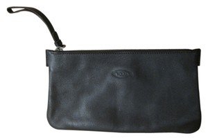 Tod's Brown Clutch