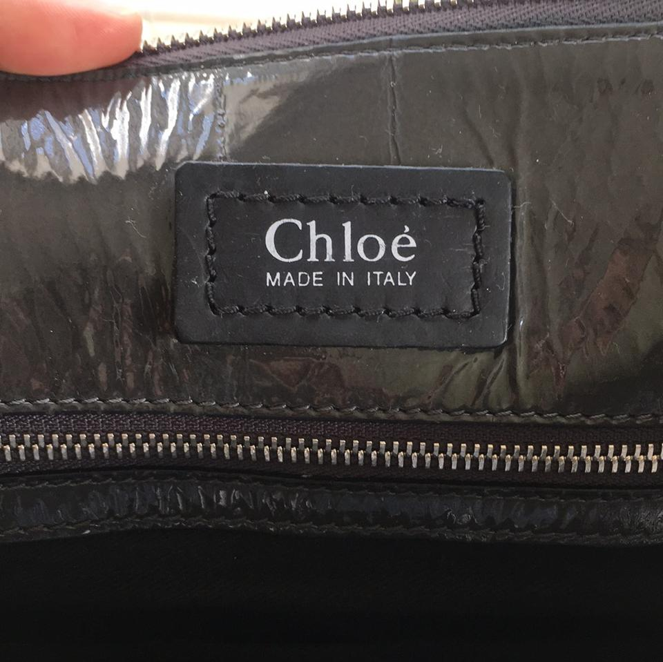 Shoulder Heloise Bag Chloé Leather Grey Yq18WStR6