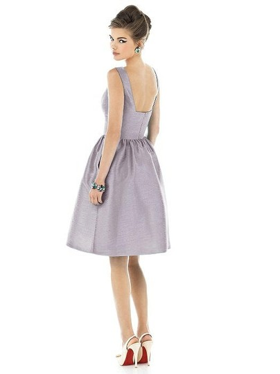 Alfred Sung Jubilee Dupioni D518 Traditional Bridesmaid/Mob Dress Size 8 (M) Image 1