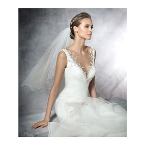 Pronovias Precious Wedding Dress